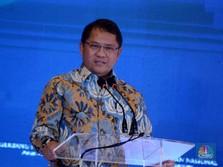Rudiantara Klaim 18 Perusahaan Siap Gunakan Tol Langit Jokowi
