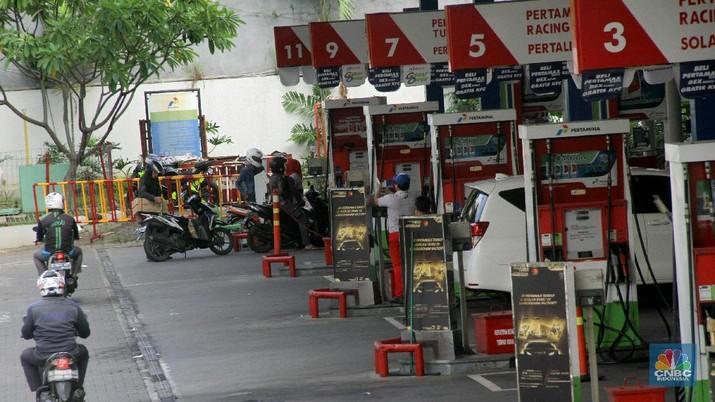 Pertamina Bakal Setop Pasok BBM Buat Pengusaha SPBU 'Malas'