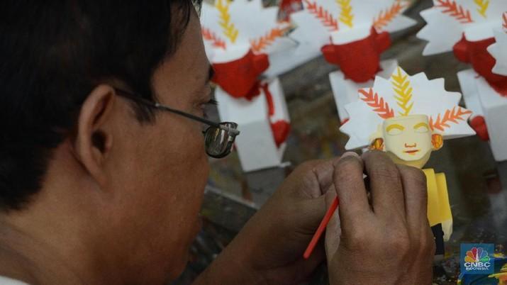Saat ini ada 3,79 Juta pengusaha kecil dan menegah yang sedang bersaing dalam memperebutkan pasarnya di Indonesia.