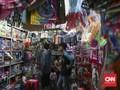 Omzet Pedagang Pasar Gembrong Tergerus Wacana Penggusuran