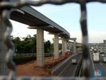Badan Pengelola Transportasi Usulkan 4 Rute LRT Ratu Prabu