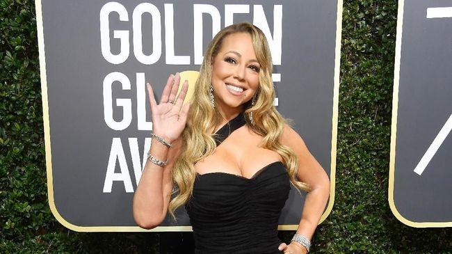 Mariah Carey Usir Mantan di Lagu Baru 'GTFO'