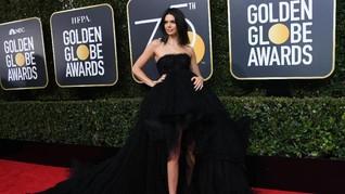 FOTO: Parade Busana Hitam Terbaik di Golden Globe Awards 2018