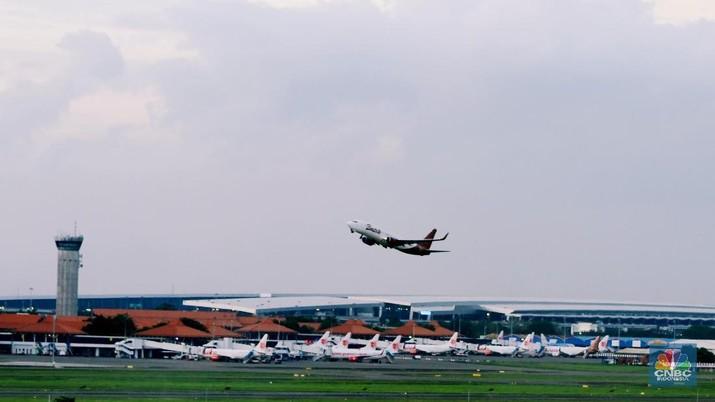 Bandara Soekarno-Hatta rencananya dibangun pada 2020.