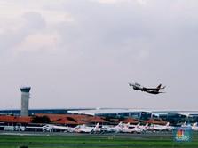 Soekarno-Hatta Cetak Rekor Penumpang, Lion Air Kuasai Pasar