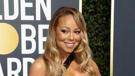 Mariah Carey Terlibat Insiden di Golden Globe 2018