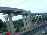 Sandiaga - Rini Soemarno Bahas Proyek LRT Ratu Prabu