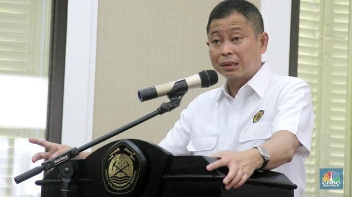 Jonan ungkap tantangan pemerintah untuk kejar bauran energi baru 25% di Indonesia, yakni daya beli masyarakat