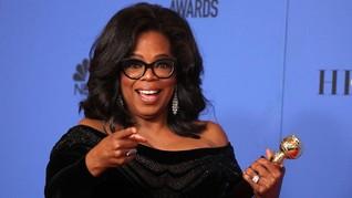 Oprah Winfrey Disebut Pertimbangkan Maju Jadi Presiden AS