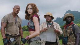 'Jumanji: Welcome to the Jungle 2' Bakal Dirilis Akhir 2019