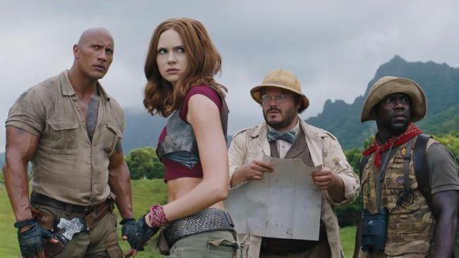 'Jumanji: Welcome to the Jungle 2' Bakal Dirilis Akhir 2019