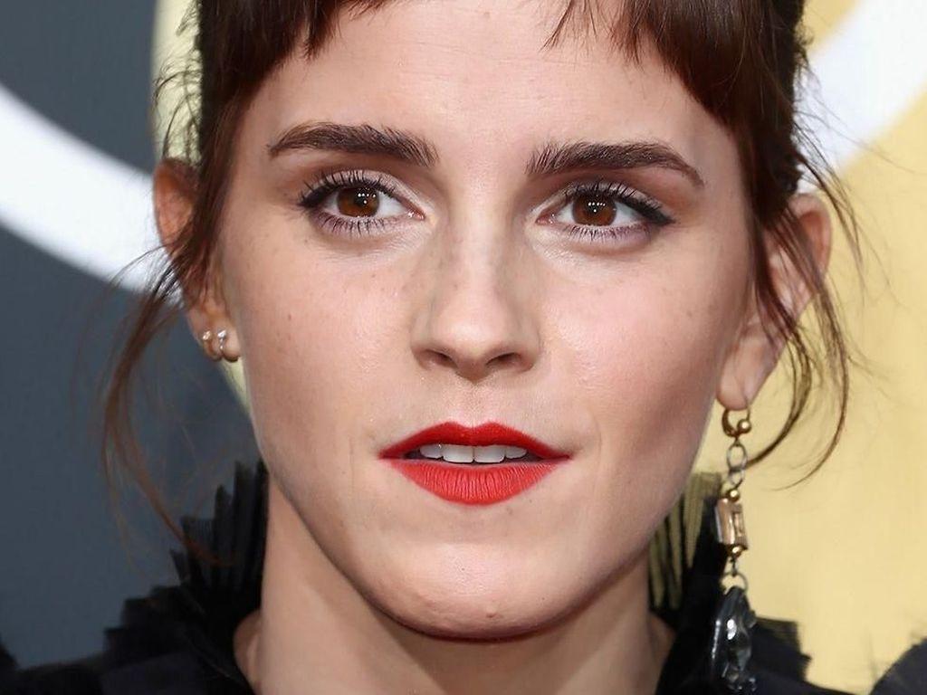 Wow! Emma Watson Sumbang Rp 13 M untuk Korban Pelecehan Seksual