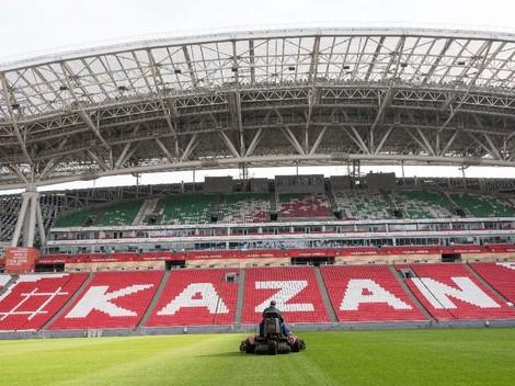 Kazan, 'Kota Masjid' Lokasi Piala Dunia 2018 Rusia