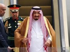Masha Allah Raja Salman, Arab Saudi Menang Lawan Corona