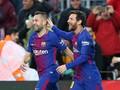 Jordi Alba Sanjung Messi Usai Barca Gilas Celta Vigo