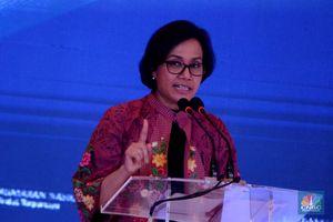 Sri Mulyani Pede Pendapatan Negara Surplus Rp 8 T di 2018