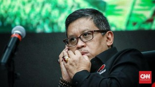 PDIP Sindir Prabowo-Sandiaga Gagal Bentuk Timses