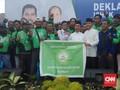 Komunitas Ojek Online Dukung Jagoan Demokrat di Pilgub Sumsel