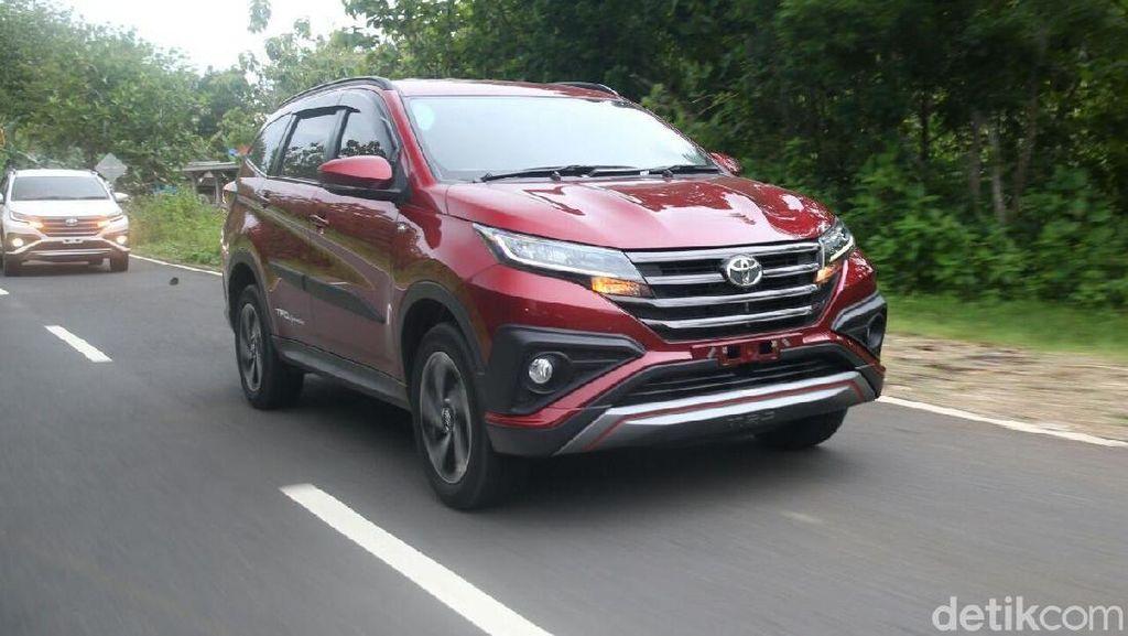 Airbag Berpotensi Masalah, Toyota Recall 60.000 Unit Rush