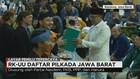 Ridwan Kamil - Uu Ruzhanul Ulum Resmi Daftar ke KPU Jabar