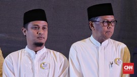 Nurdin Abdullah-Sudirman Sulaiman Juara Hitung Cepat Sulsel