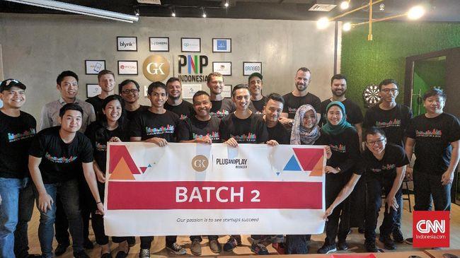 Plug and Play Pilih 13 Startup yang Lebih Variatif