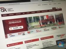 Laba Bersih Perbankan Syariah Naik 47,36% di 2017