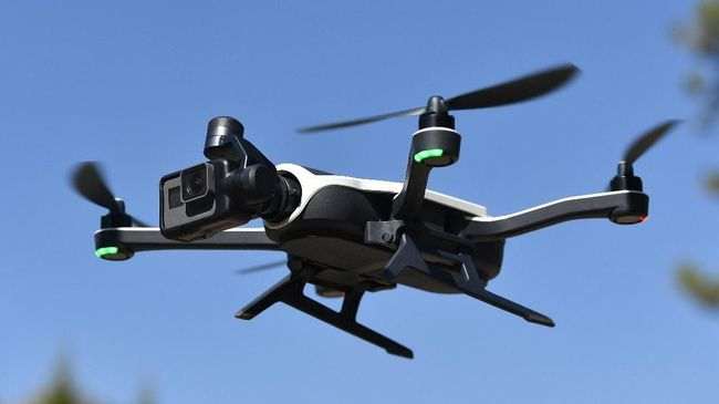 Gagal Paham Soal Kamera Drone Bisa Kacaukan Kehidupan Hewan