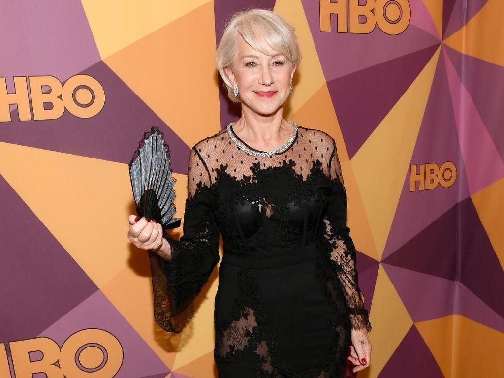 Foto: 7 Seleb Cantik Berusia Senja Tebar Pesona di Golden Globes