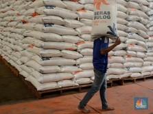 Stok Beras RI Disebut Cuma Kuat 69 Hari, di DKI Malah 15 Hari