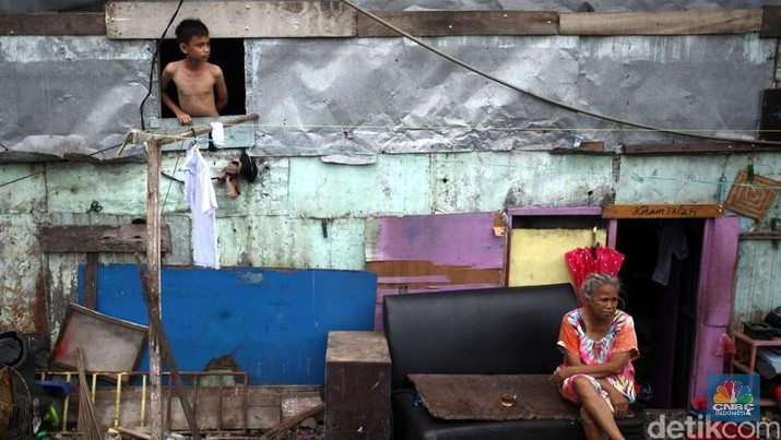 Begini Strategi Pemerintah Turunkan Tingkat Kemiskinan