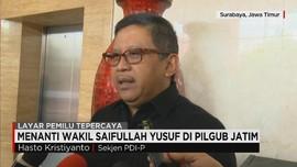 Menanti Wakil Syaifullah Yusuf di Pilgub Jatim