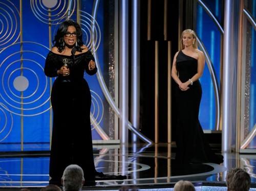 Kutipan Inspiratif dari Pidato Oprah di Golden Globes Bagi Perempuan Muda
