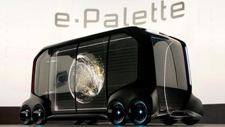 Van Multiguna untuk Menyokong Pengusaha Ekspedisi