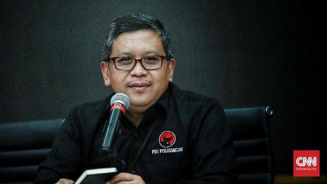 Hasto Mengaku Belum Tahu 2 Stafnya Ditangkap KPK