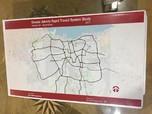 Inilah Rute Tahap I LRT Ratu Prabu