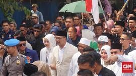 Kandidat Peserta Pilgub Jabar Jalani Tes Kesehatan