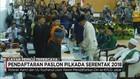 Ridwan Kamil Mendaftarkan Diri Ke KPUD Jawa Barat