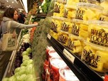 Inflasi AS Bulan Februari Melandai
