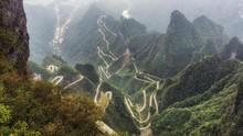 6 Destinasi Wisata Sarat Kengerian di China