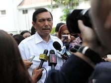Usai Jokowi Marah, Luhut Merapat Bareng Bos BI Hingga KPK