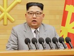 Geger Dunia Persilatan, Kim Jong Un Minta Maaf ke Korsel