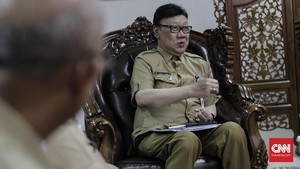 Mendagri Sebut Rangkap Jabatan Menteri Tak Perlu Dipersoalkan