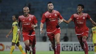 'Juara di Malaysia Modal Penting Persija Tatap Piala AFC'