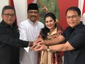 Poros Baru Bubar, Gerindra Resmi Usung Gus Ipul-Puti di Jatim