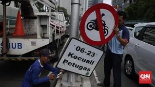 Motor Terobos Tol Tomang, Jasa Marga Bantah Rambu Minim