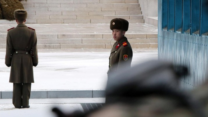 Pertemuan Korea Utara dan Korea Selatan