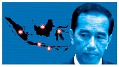 Konflik Setengah Juta Hektare Tanah di Bawah Rezim Jokowi