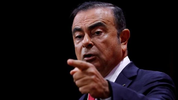 Pendapatan yang tak Dilaporkan Carlos Ghosn Capai Rp 1 T