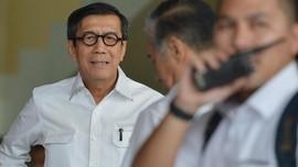 Akomodasi KPK, Yasonna Dorong Revisi UU Tipikor Usai Pilpres